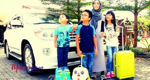 Tips Mudik Lebaran Bersama Anak dan Keluarga